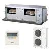 Fujitsu ARYG54LHTA/AOYG54LATT Inverteres Mono Split Légcsatornás Klíma szett (3 fázis)