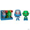 Funko bábus Vynl DC Comics Martian Manhunter & Darkseid gyerek