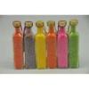 Fürdõkavics, quadra, 250 ml díszüvegben