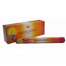 Füstölő hem hatszög meditation/meditációs 20 db barkácsolás, csiszolás, rögzítés