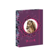 . Füzetbox, A5, Horse Star-Jumbo iskolai kiegészítő