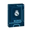 füzetbox A5 - REAL MADRID - BLUE 2017