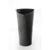G21 önöntöző kaspó Trio 29.5cm, fekete