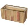 G21 Wood Cube virágcserép 79x37x37cm