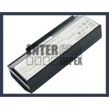 G53SW Series 4400 mAh 8 cella fekete notebook/laptop akku/akkumulátor utángyártott asus notebook akkumulátor