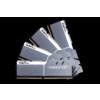 G.Skill DIMM 32 GB DDR4-3300 Quad-Kit Ezüst / Fehér (F4-3300C16Q-32GTZSW)