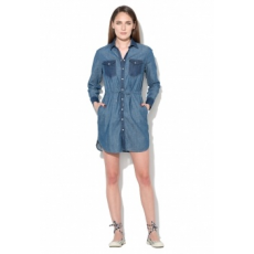 G-Star RAW Kék Chambray Ingruha L (D04079-6580-082-L)