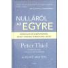 Gabo Könyvkiadó PETER THIEL: NULLÁRÓL AZ EGYRE /GONDOLATOK STARTUPOKRÓL, AVAGY HOGYAN TEREMTSÜNK JÖVŐT