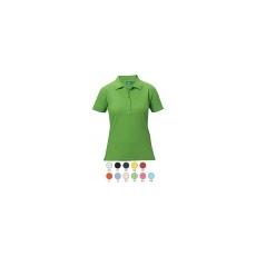 Galléros női pique póló (több színben)