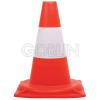 Ganteline Jelzõbója, 30 cm magas,piros-fehér