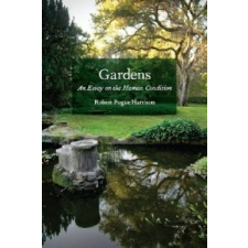 Gardens – Robert Harrison idegen nyelvű könyv
