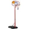 Garlando Detroit mobil Streetball állvány tölthető talppal 210 - 260cm között állítható magasságú pa