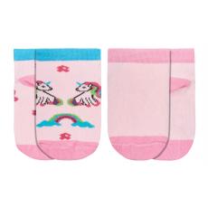Garnamama lány zokni szett 2pár 31 - 33 rózsaszín