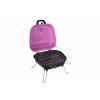 Garthen GARTH Faszenes hordozható grill Rózsaszín