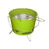 Garthen Mini BBQ vödör grill - zöld