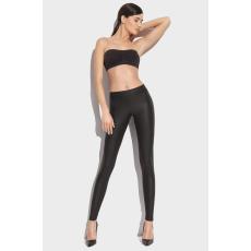 GATTA - Legging New York - fekete