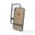 Gear4 Soho Apple iPhone 8/7 hátlap tok, arany