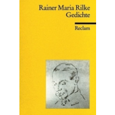 Gedichte – Rainer Maria Rilke idegen nyelvű könyv