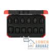 GedoreRed erősített dugókulcs készlet 1/2'' 12 részes R63003012
