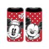 Gegeszoft Disney Power Bank - Mickey és Minnie 001 2.1A 1xUSB 6000mAh piros (DPBMM001)