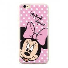 Gegeszoft Disney szilikon tok - Minnie 008 Apple iPhone XR (6.1) pink (DPCMIN7528) tok és táska