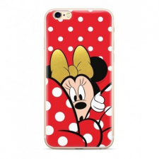 Gegeszoft Disney szilikon tok - Minnie 015 Huawei Y6P (2020) piros (DPCMIN6443) tok és táska