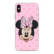Gegeszoft Disney szilikon tok - Minnie 057 Samsung A025 Galaxy A02S pink (DPCMIN37232) tok és táska
