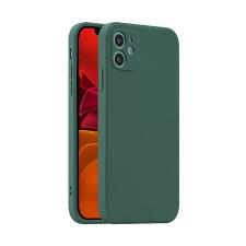 Gegeszoft Fosca Samsung G995 Galaxy S21 Plus (2021) zöld szilikon tok tok és táska