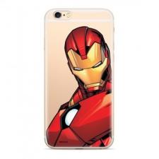 Gegeszoft Marvel szilikon tok - Iron Man 005 Samsung A025 Galaxy A02S átlátszó (MPCIMAN1372) tok és táska