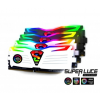 Geil DDR4 16GB 2666MHz GeIL Super Luce Black RGB Sync CL16 KIT2 (GLS416GB2666C16ADC)
