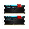 Geil DDR4 32GB 2666MHz GeIL EVO X RGB Led CL16 KIT2 (GEXB432GB2666C16ADC)