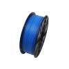 Gembird 3D nyomtatószál (izzószál) PLA, 1,75 mm-es, 1 kg fluoreszkáló kék