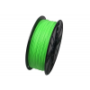 Gembird 3D nyomtatószál(izzószál) PLA, 1,75 mm-es, 1kg fluoreszkáló zöld