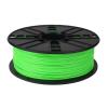 Gembird ABS / Fluoreszkáló zöld / 1,75mm / 1kg filament