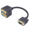 Gembird Adapter VGA (male) to 2x VGA (female)