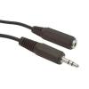 Gembird audio kábel Jack 3.5mm apa  /Jack 3.5mm anya  3m