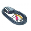 Gembird cable EURO/ 3x RCA  1.8M
