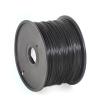 Gembird fekete ABS Filament