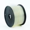 Gembird Filament Gembird ABS Transparent ; 1;75mm ; 1kg