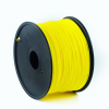 Gembird Filament Gembird ABS Yellow ; 1;75mm ; 1kg