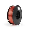 Gembird Filament Gembird POLYMER GLOSSY Silk Red ; 1;75mm ; 1kg