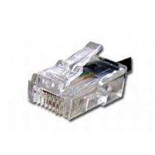 Gembird moduláris telefon csatlakozodugó (15u\'\')  (100 db) vezetékes telefon kellék