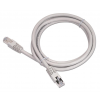 Gembird patchcord RJ45, cat. 6, FTP, LSZH jacket, CCA, 2m, gray
