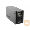 Gembird UPS Energenie by Gembird 2000VA; Pure sine; 3x IEC 230V OUT; USB-BF; LCD Display