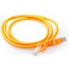 Gembird UTP kat.5e RJ45 patch kábel  1m  narancssárga