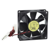 Gembird ventilátor ATX PC házhoz  80x80mm  4-pin