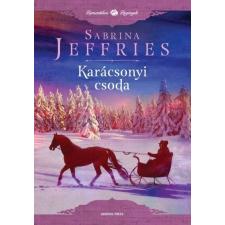 General Press Kiadó Sabrina Jeffries: Karácsonyi csoda ajándékkönyv