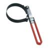 Genius Tools Olajszűrő leszedő kulcs fém szalaggal, Ø73-85 mm