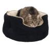 GeoP Cozy Kingdom puha ágy macskáknak, kisebb kutyáknak - H 80 x Sz 60 cm x 25 cm