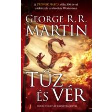 George R. R. Martin Tűz és vér irodalom